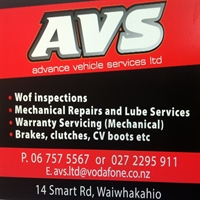 Advance Vehicle Service